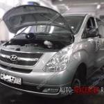 Замена масла в двигателе Hyundai Starex