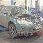 Замена двигателя Kia Ceed 1