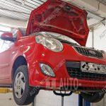 Замена масла в АКПП Kia Picanto