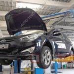 Плановое ТО Hyundai I40 №4 (60 000 км)
