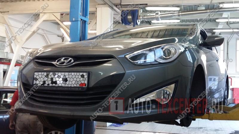 Замена шпильки Hyundai I40