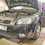 Замена и ремонт рулевой рейки Kia Rio