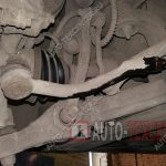 Замена рулевых тяг и наконечников Kia Opirus
