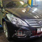 Замена пружин Hyundai Grandeur