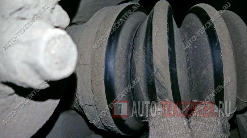 Замена пыльника ШРУСа Hyundai Matrix