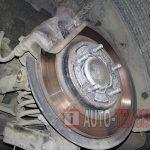 замена тормозных дисков Киа Сид 2