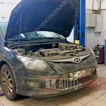 Диагностика Hyundai I30