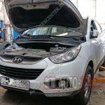 Диагностика Hyundai IX35