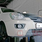Замена втулок и стоек стабилизатора Kia Carens
