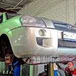 Замена датчика АБС Hyundai Tucson