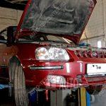 Замена компрессора кондиционера Hyundai Accent
