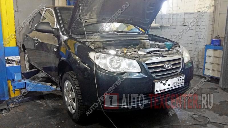 Ремонт генератора Hyundai Elantra