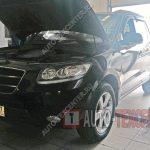 Диагностика Hyundai Santa Fe 2