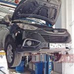 Замена масла в АКПП Hyundai IX35