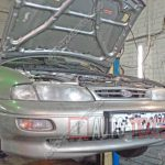 Замена ремня ГРМ Kia Sephia