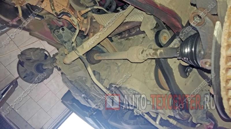 замена рулевой рейки Киа Церато