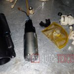 Замена топливного фильтра Kia Sorento 1
