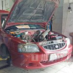 Замена и ремонт двигателя Hyundai Accent