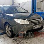 Диагностика Hyundai Elantra 4