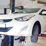 Диагностика Hyundai Elantra 5