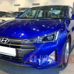 Диагностика Hyundai Elantra
