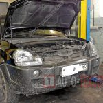 Замена компрессора кондиционера Hyundai Tucson