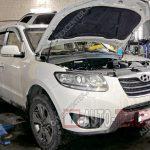 Плановое ТО Hyundai Santa Fe №7 (105 000 км)