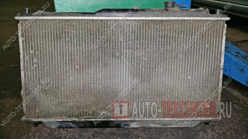 замена радиатора охлаждения Киа Шума 2
