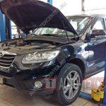 Плановое ТО Hyundai Santa Fe №8 (120 000 км)