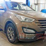 Плановое ТО Hyundai Santa Fe №9 (135 000 км)