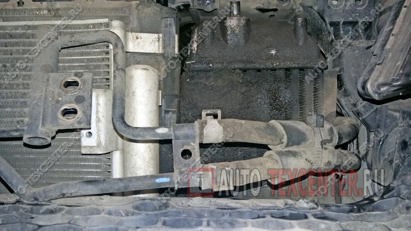 промывка радиатора Киа Соренто