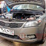 Замена и ремонт двигателя Kia Ceed