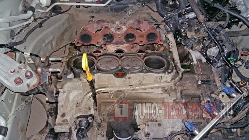 ремонт двигателя Киа Сид