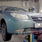 Плановое ТО Hyundai Elantra №9 (135 000 км)