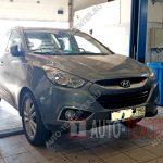 Плановое ТО Hyundai IX35 №5 (75 000 км)