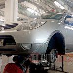 Ремонт АКПП Hyundai IX55