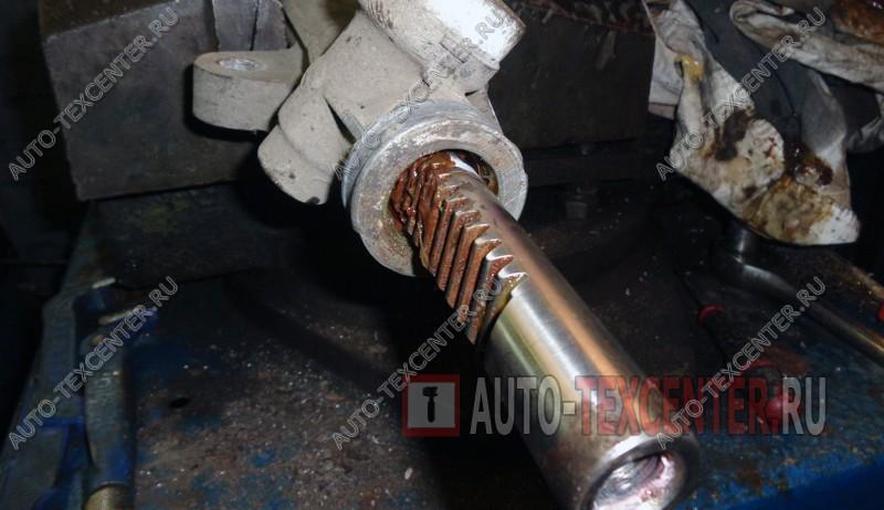 ремонт рулевой рейки Киа Сид