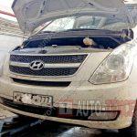 Замена цепи ГРМ Hyundai Starex H-1