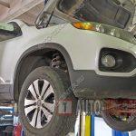 Замена и ремонт двигателя Kia Sorento