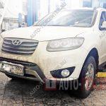 Замена опорных подшипников Hyundai Santa Fe
