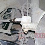 Замена рулевых тяг и наконечников Hyundai Accent