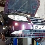 Замена сальника коленвала Hyundai Elantra