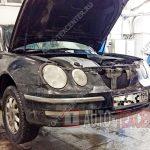 Замена трубки системы охлаждения АКПП Kia Opirus