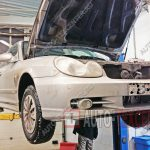 Замена помпы Hyundai Sonata