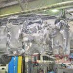 Кузовной ремонт Kia Carens 2