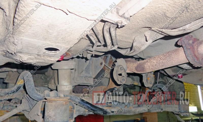 ремонт рулевой рейки Xендай Верна