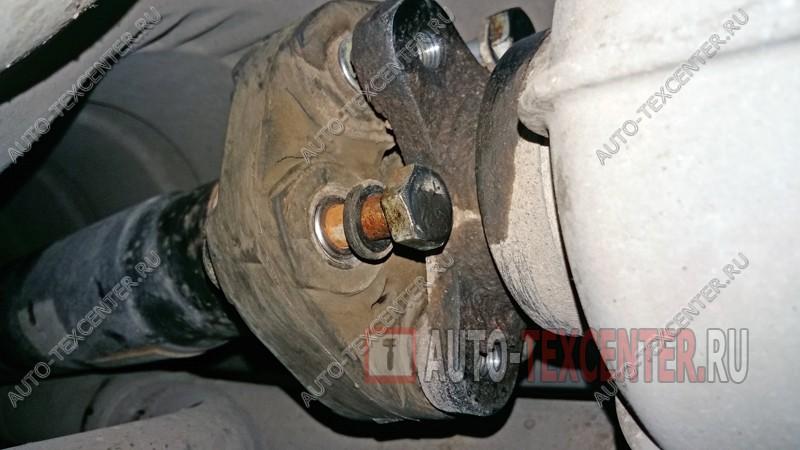 замена муфты карданного вала Хендай ix55