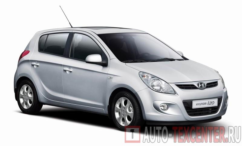 Ремонт Hyundai I20 1