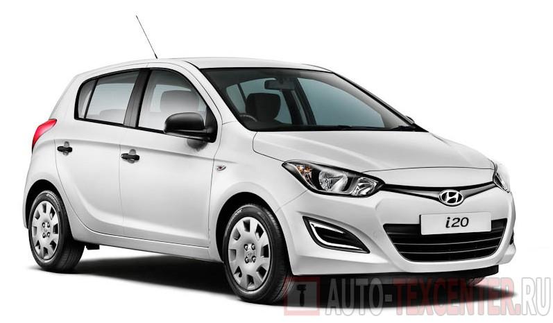 Ремонт Hyundai I20 1 фейслифт