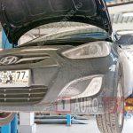 Замена пыльника ШРУСа Hyundai Solaris
